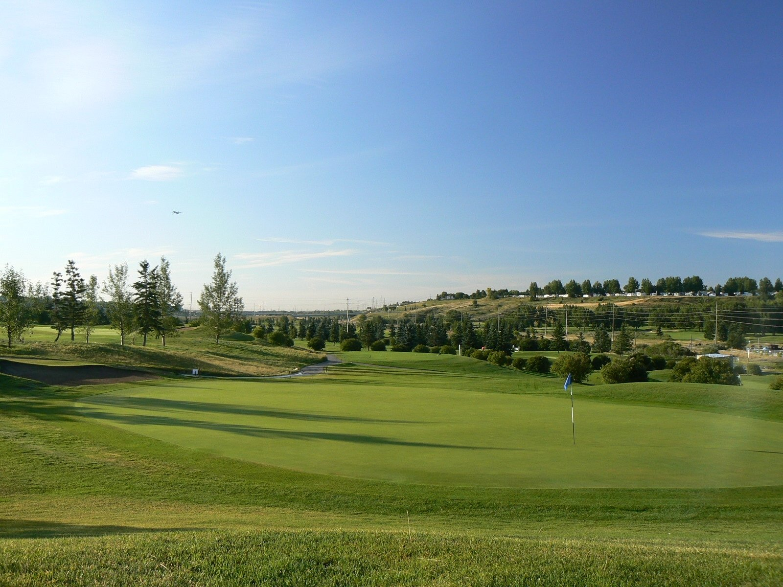 Play Golf at Fox Hollow